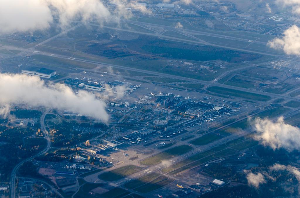 Airport Helsinki Vantaa