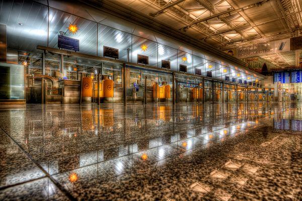 Airport München - Terminals