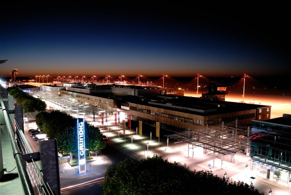 Airport Nürnberg - NUE