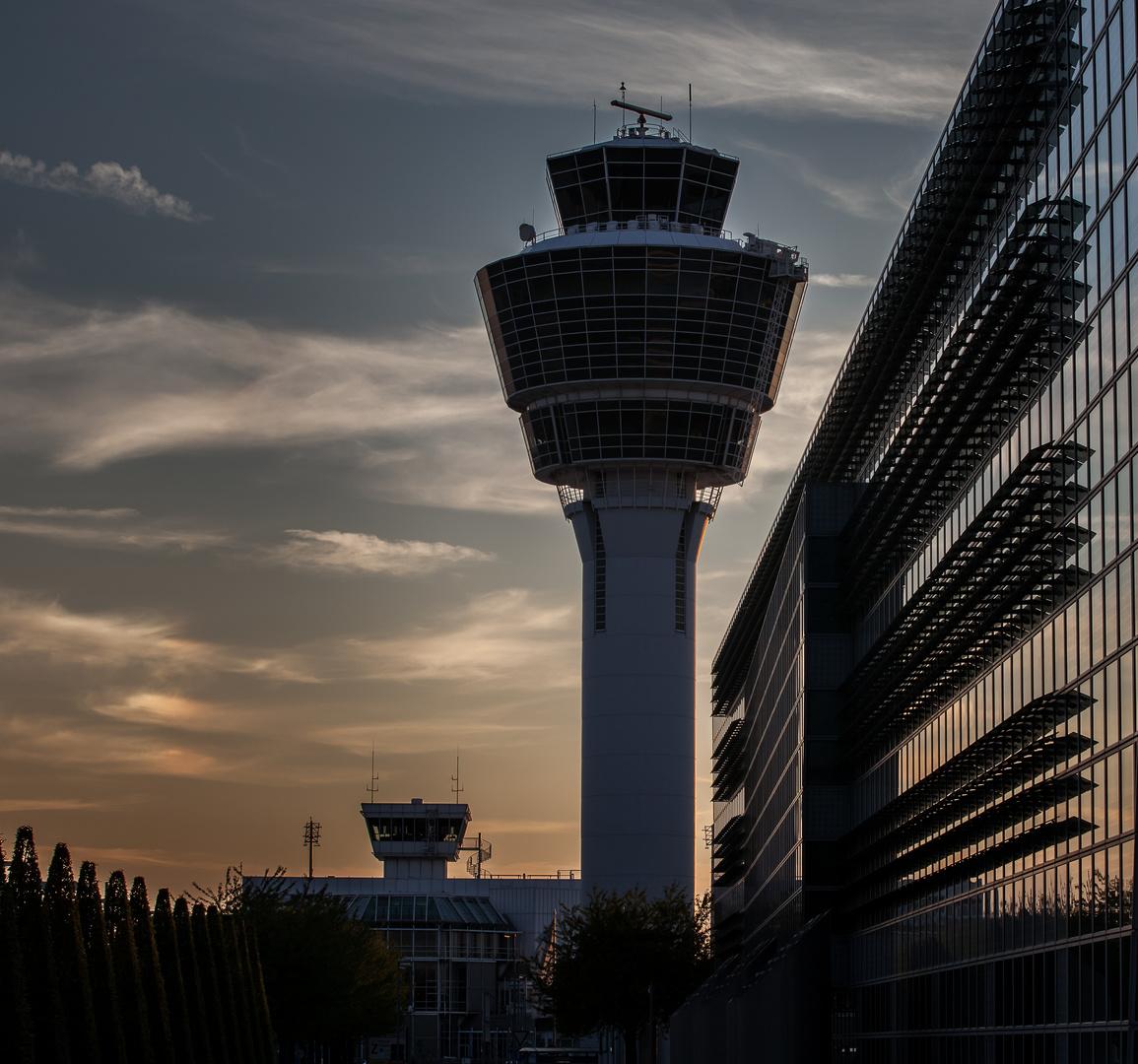 Airport-Tower München