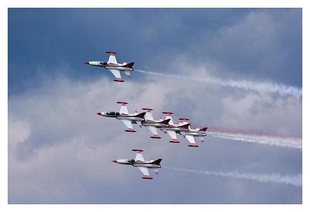 Airpower 2011 in Zeltweg