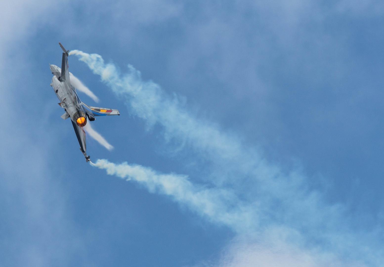 Airpower 2013 Belgian F16