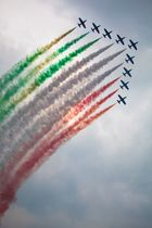 Airpower 2013 - Frecce Tricolori