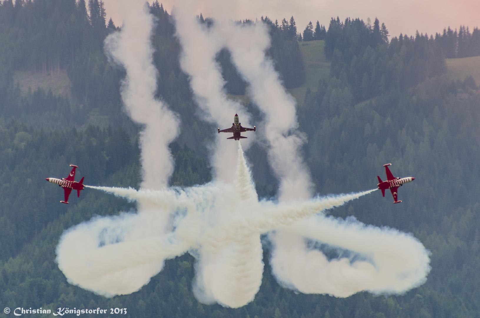 Airpower 2013 - Turkish Stars 2