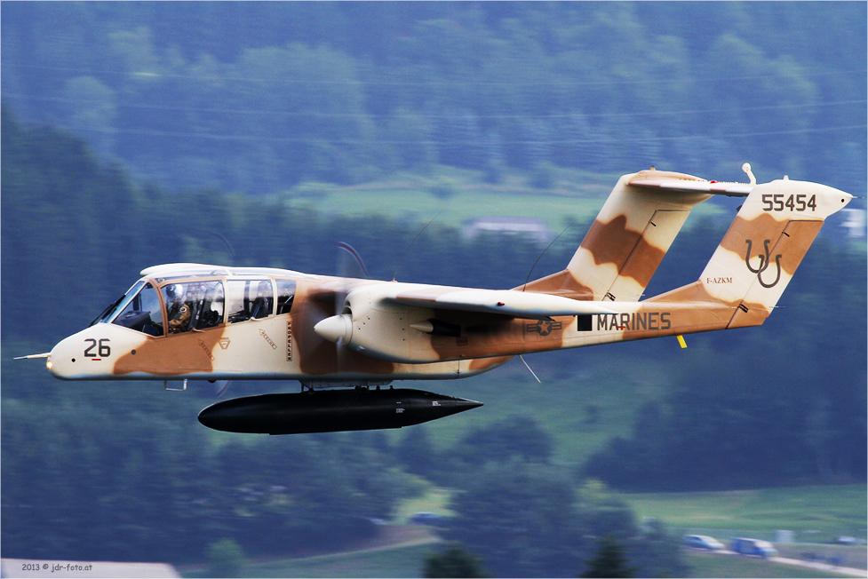 AirPower 2013 Zeltweg - Bronco