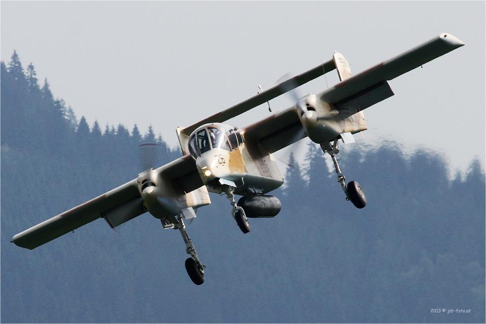 AirPower 2013 Zeltweg - Bronco II