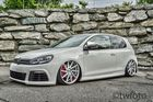 Airride-Golf with VOSSEN-Wheels