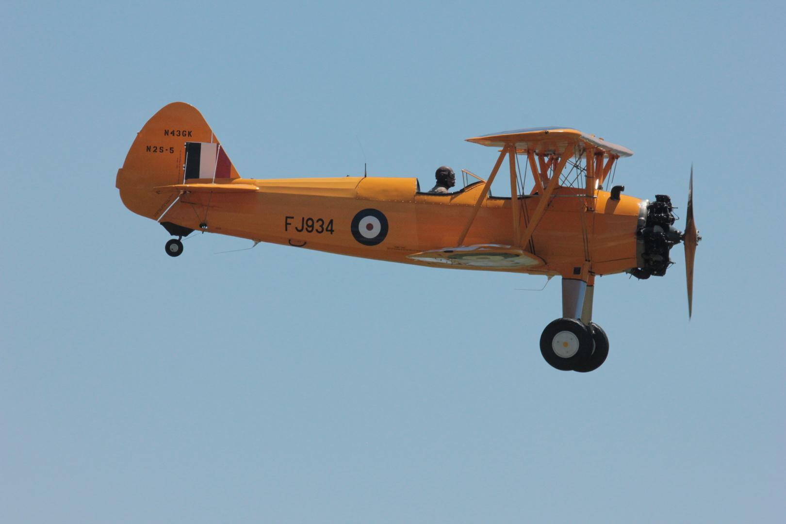Airshow in Eger -2-