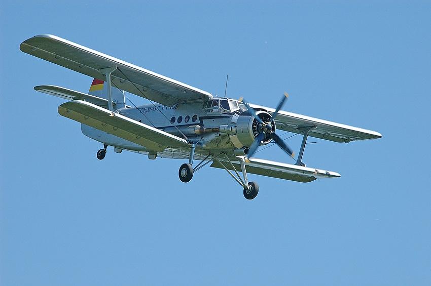 Airshow in Oppenheim - Antonov 2