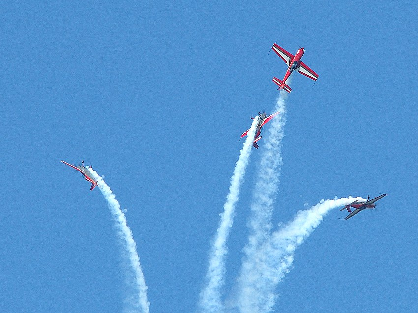 Airshow in Oppenheim - Royal Jordanien Falcons 2