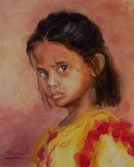 Aishwarya (nach Foto von Jacek Rupik)