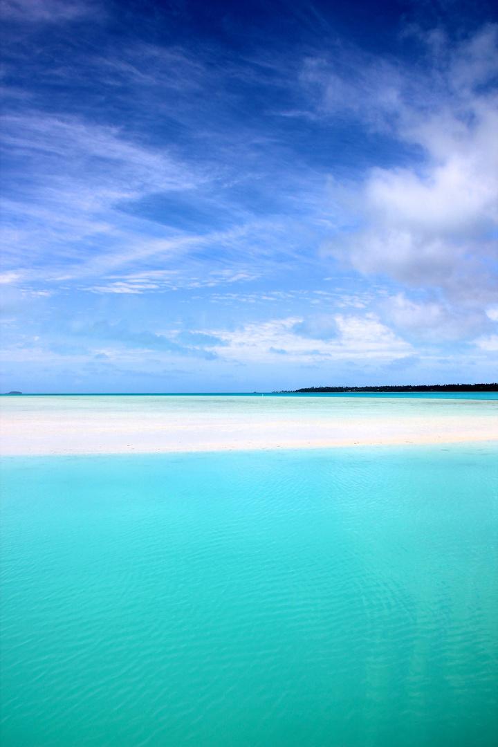 Aitutaki Lagoon I
