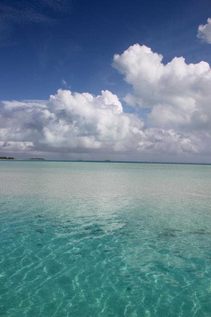 Aitutaki Lagoon II