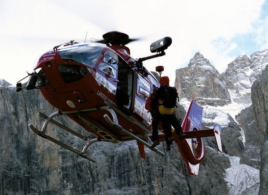 Aiut Alpin Dolomites