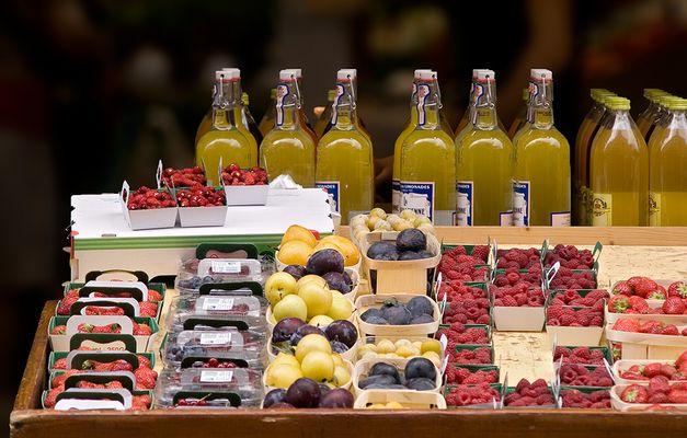 Aix-en-Provence - auf dem Markt