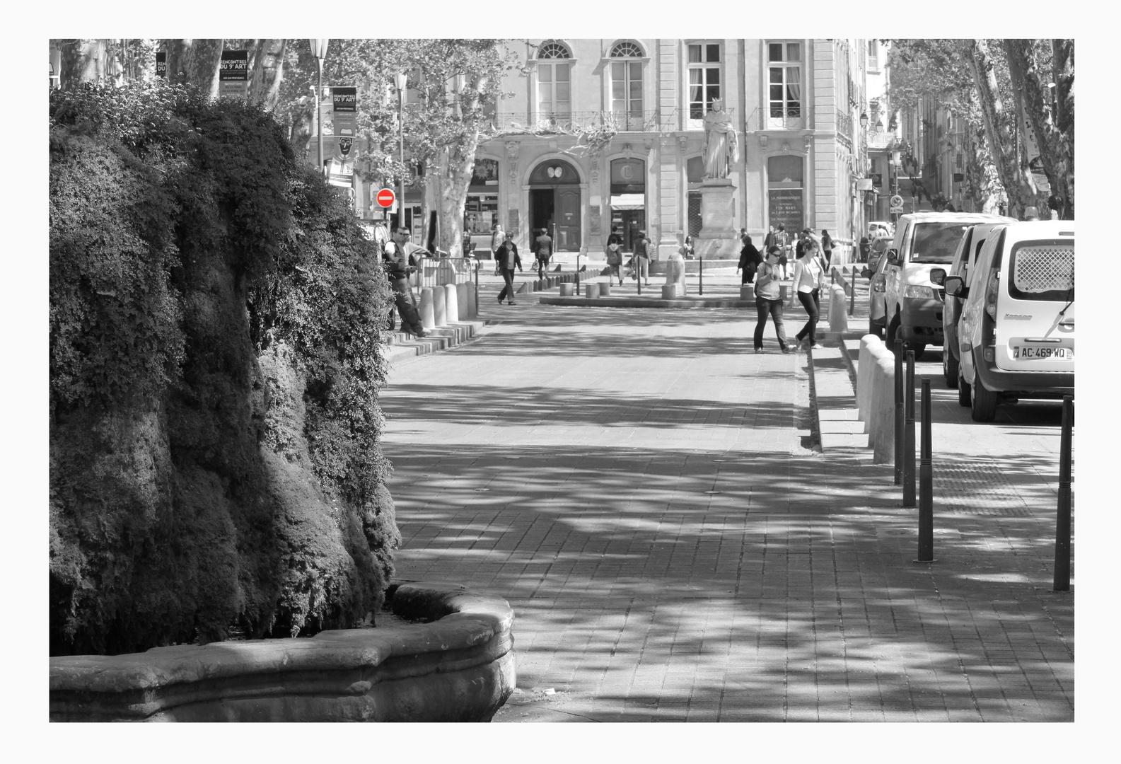 Aix-en -Provence, sans interdits 1