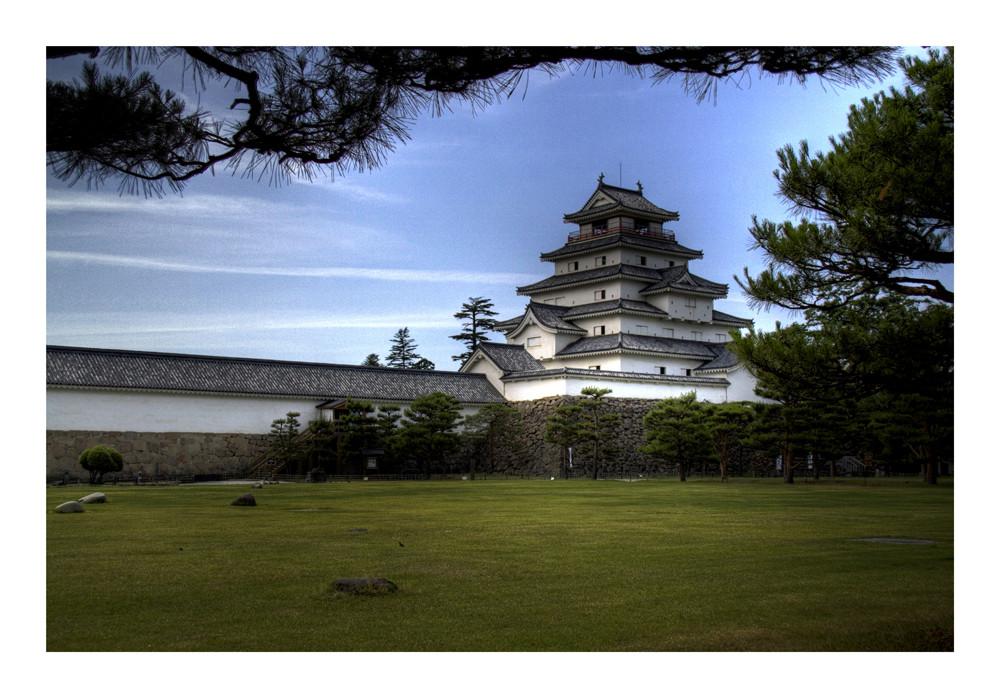 Aizu turuga-jou castle-2