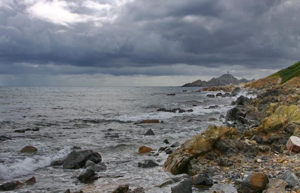 Ajaccio, Pointe de la Parata 1