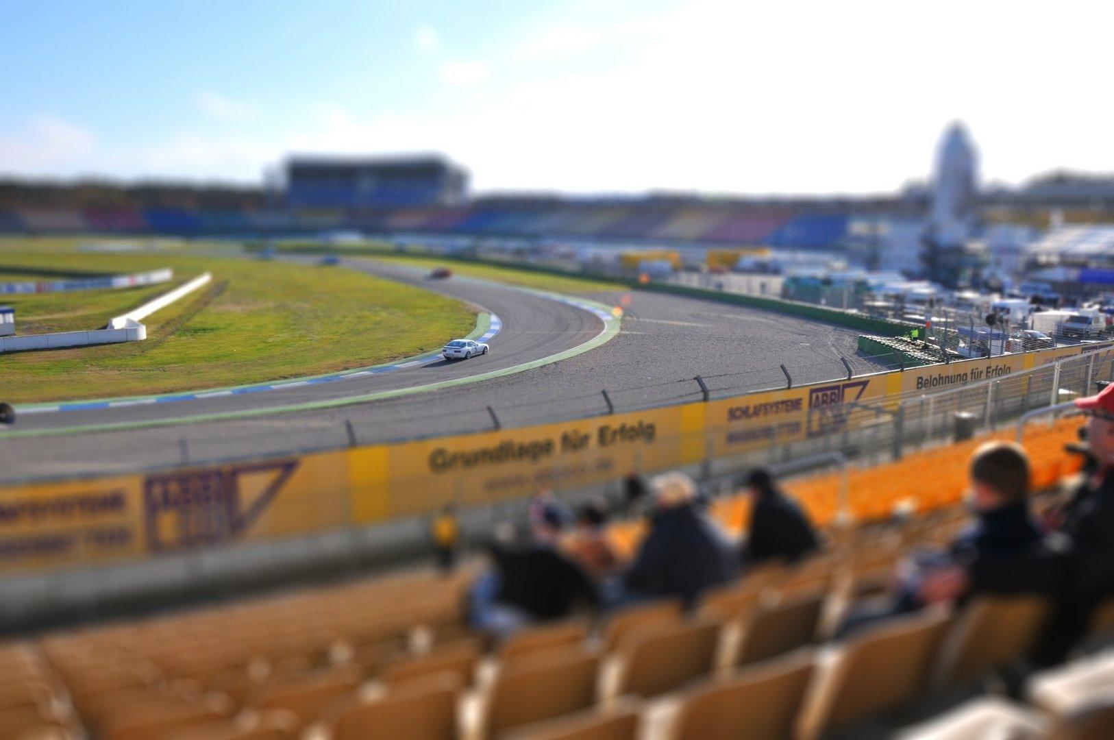 Akademisches Rennen am Hockenheimring