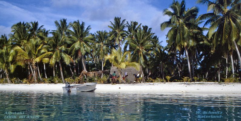 Akaiami, Aitutaki, Cook Islands