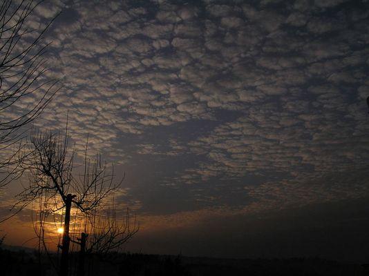 akçakocada günbatımı