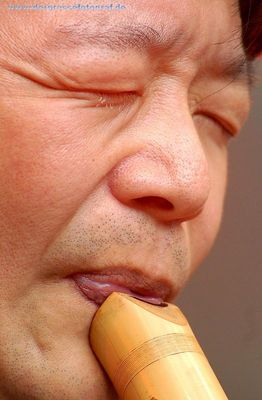 Akikazu Nakamura Solo auf dem OffsideOpen in Geldern