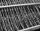 Akkordeon-detail: die Basmechanik