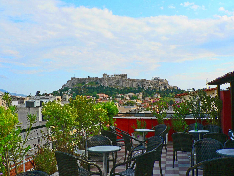 Akropolis View