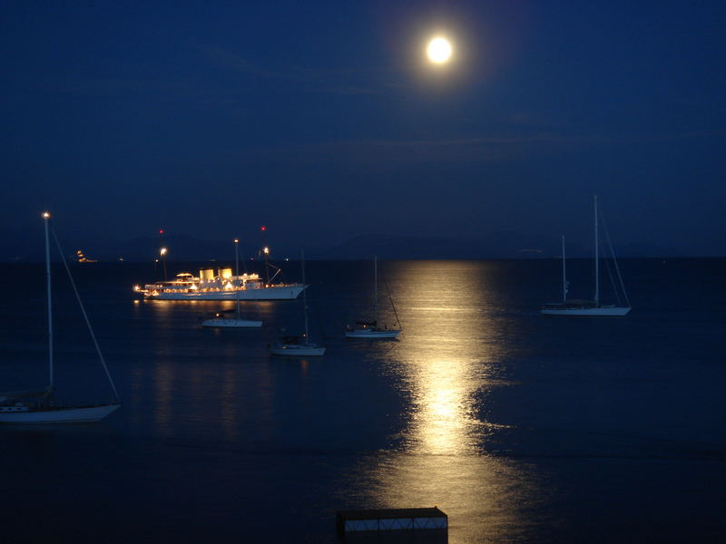 aktaion full moon