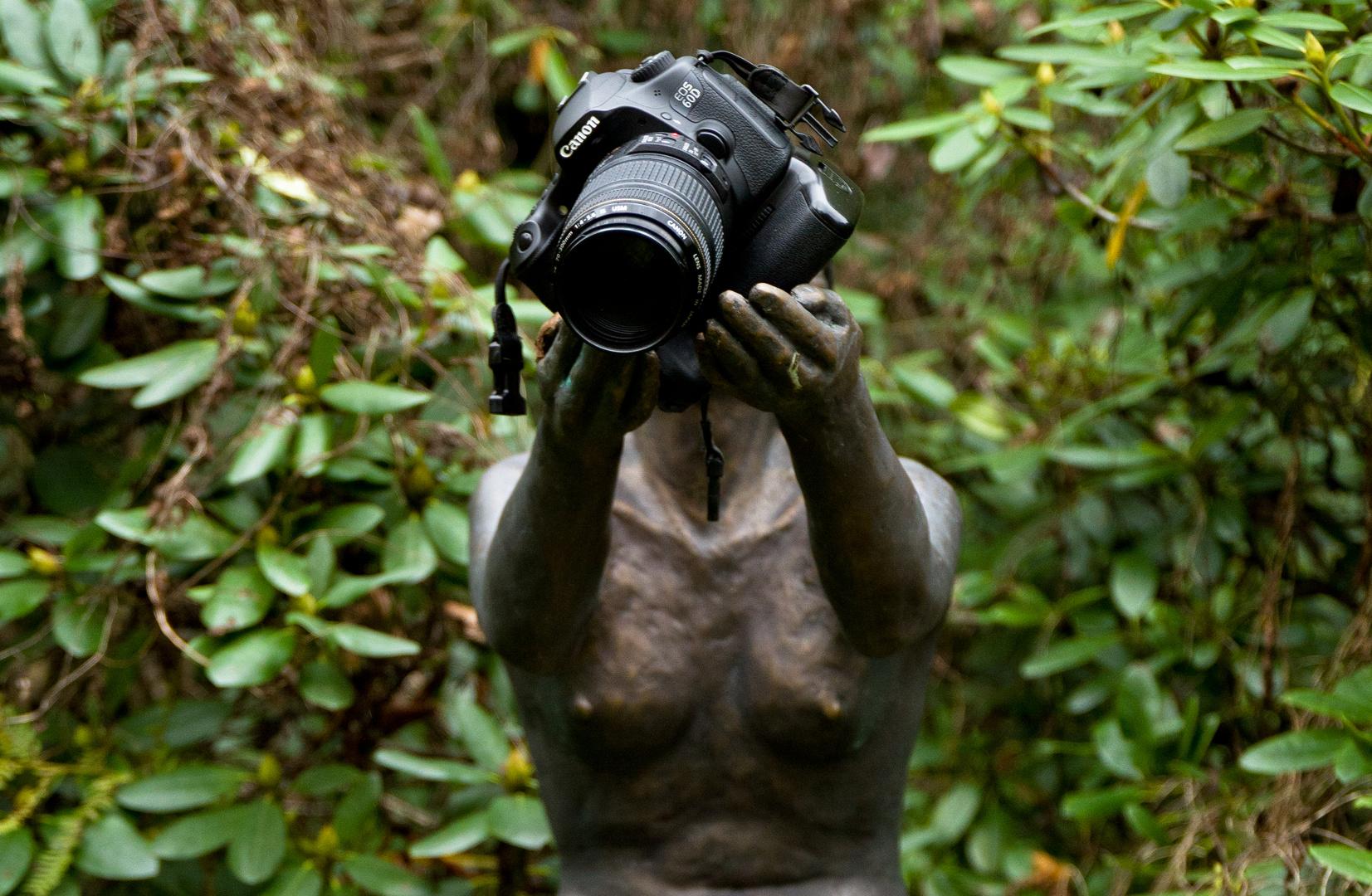 Aktfotografie mal anders... ;)