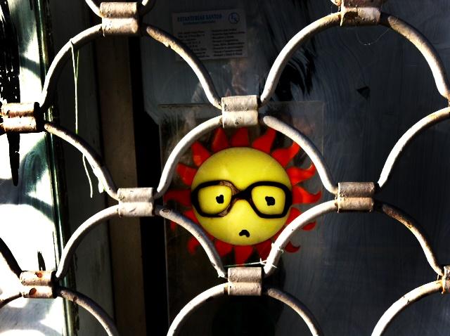 """Aktion """"Freiheit für die Sonne!"""""""