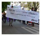 Aktion: Wem gehört die Stadt - gegen Verdrängung und Mietspekulation