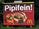 Aktuelle Werbung in Österreich