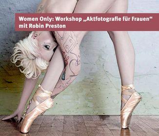 Akt - Fotografie für Frauen