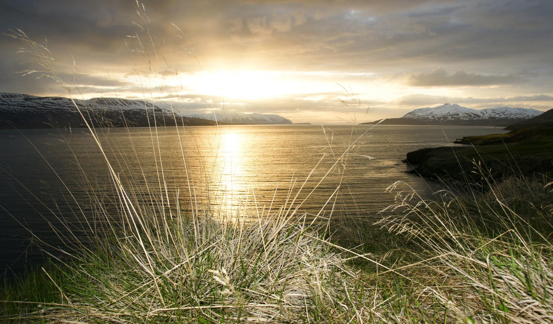 Akureyri 23 Uhr