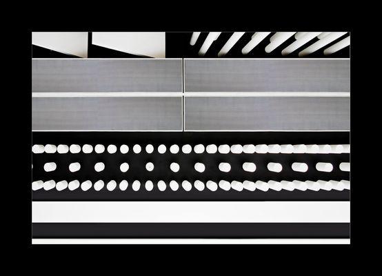 Akustik-Decken-Architektur