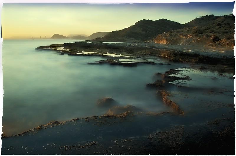 Al caer la tarde en el Cabo