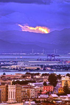 Al di la dei monti di Capoterra ... vi è il regno di Sauron
