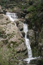 Al fin las cascadas
