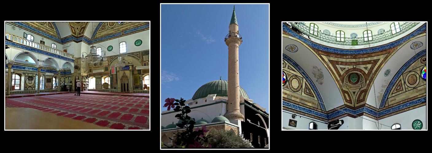 Al-Jazzar-Mosche in Akko