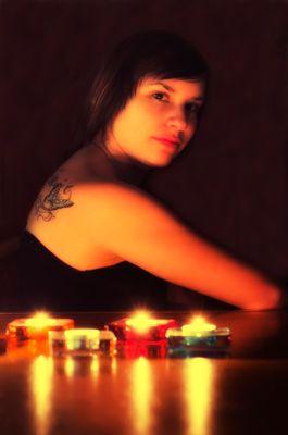 Al lume di candela
