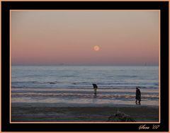 Al tramonto di luna