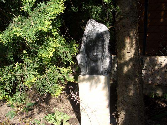 Alabaster Skulptur