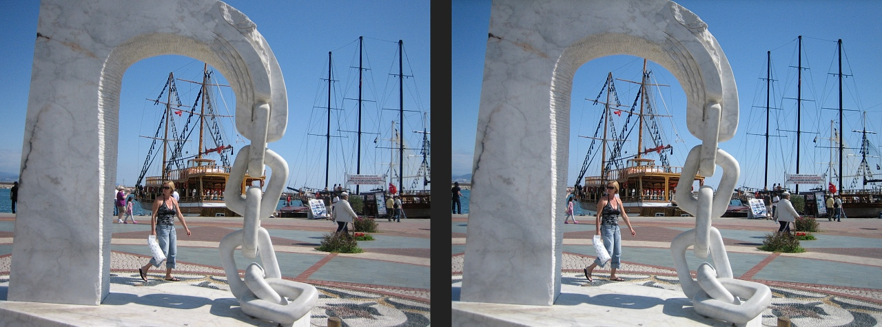 Alanya - Hafeneinblick
