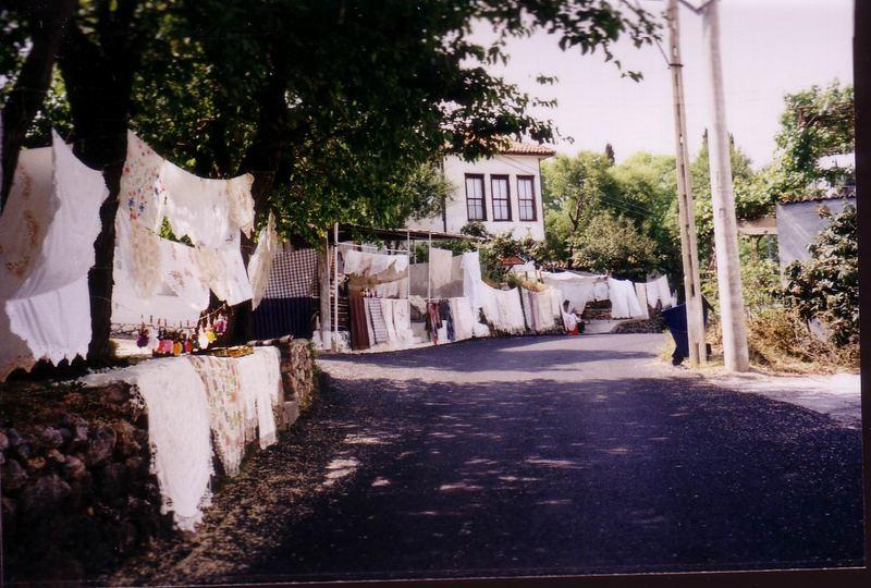 Alanya, Straße zur Zitadelle