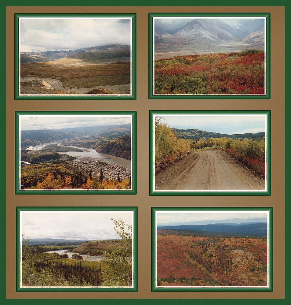 Alaska-Impressionen 1996
