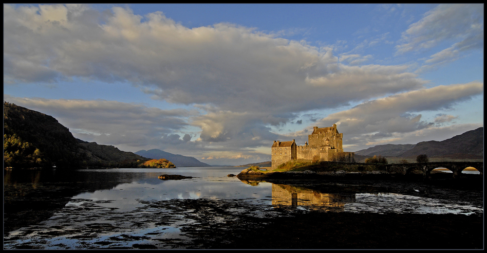 Alba #13 - Eilean Donan Castle