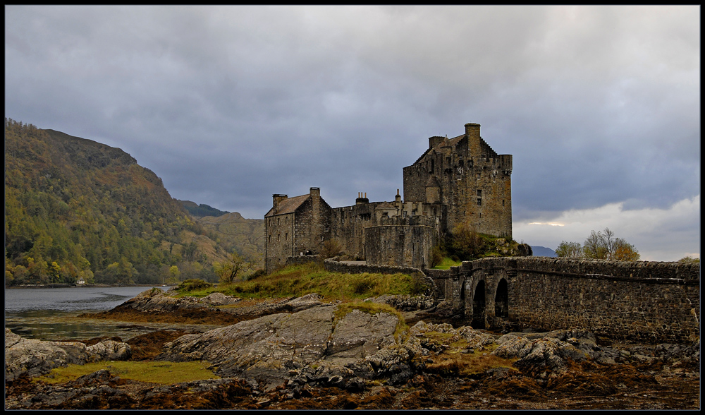 Alba #18 - Eilean Donan Castle