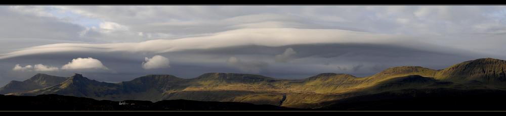 Alba #20 - The Sky of Skye