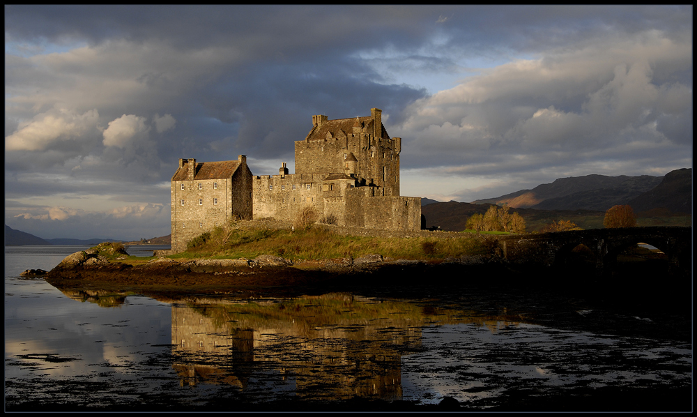 Alba #28 - Eilean Donan Castle